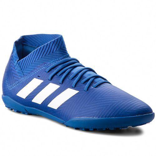 Adidas Buty - nemeziz tango 18.3 in j db2378 fooblu/ftwwht/fooblu