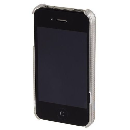 White diamonds  obudowa nafrotiti black do iphone 4 (4047443117021)