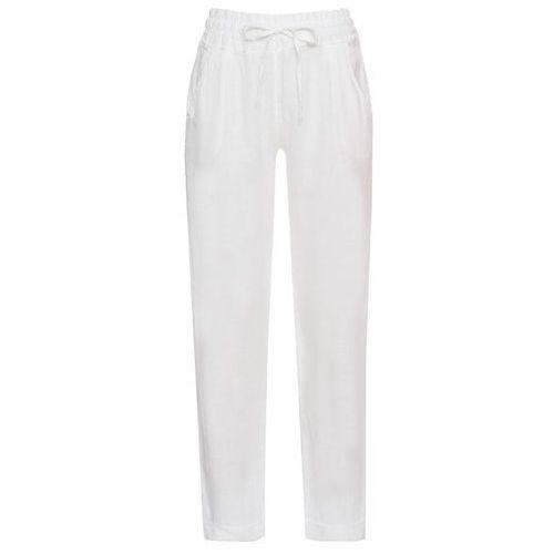 Bonprix Spodnie 7/8 biały