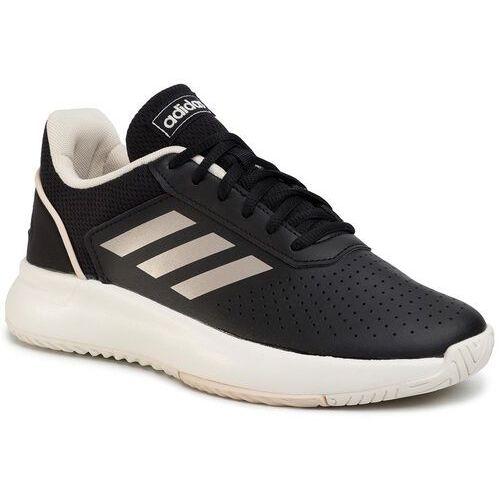 Buty damskie adidas Courtsmash czarne EG4204 Rozmiar 40 23