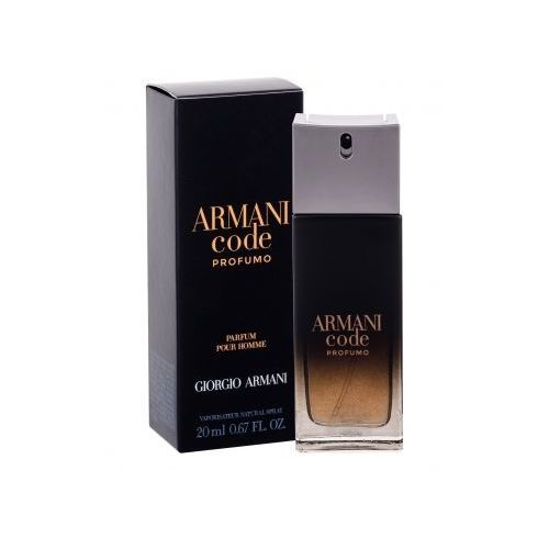 GIORGIO ARMANI Code Profumo Pour Homme EDP 20ml. Tanie oferty ze sklepów i opinie.