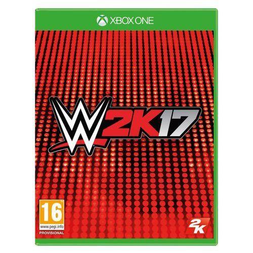 WWE 2K17 - produkt z kat. gry Xbox One