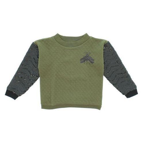 bluza dziecięca czarny zielony 6 lat marki Diesel