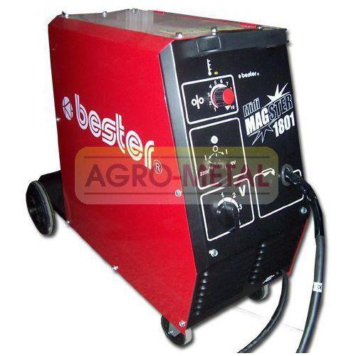 Półautomat spawalniczy midimagster 1801 +dostawa gratis +gwarancja producenta marki Bester