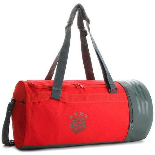 Torba - fcb du m di0235 red/utivy marki Adidas