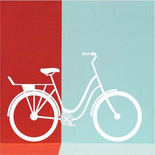 wyprzedaż: szablon malarski rower spacerowy 2329