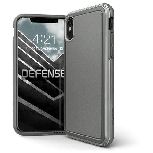 X-doria defense ultra - pancerne etui iphone xs / x (drop test 4m) (grey) (6950941467742)
