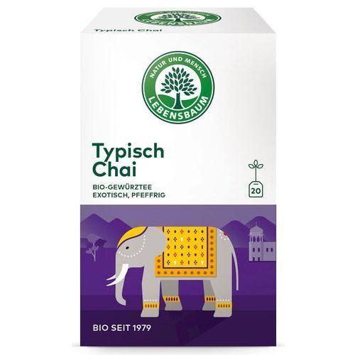 Herbata Klasyczny Chai Ekspresowa BIO 20 x 2 g Lebensbaum