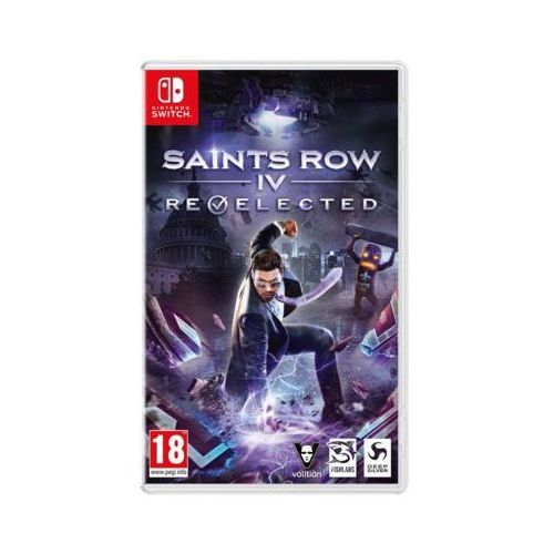 Saints row iv: re-elected nintendo switch marki Deep silver
