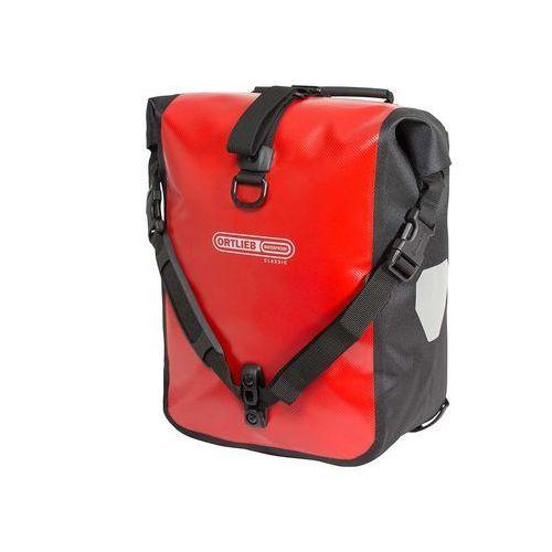 O-F6302 Sakwy uniwersalne Ortlieb Sport-Roller Classic Red-Black 25 L (4013051036368)