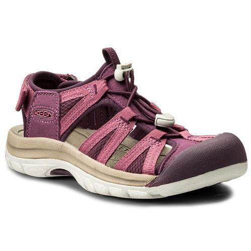 Sandały KEEN - Venice II H2 1018850 Grape Kiss/Red Violet, kolor fioletowy