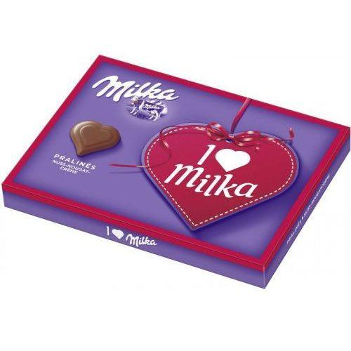 Milka czekoladki praliny i love milka 110g