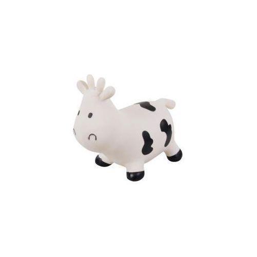 Skoczek krówka biały Sun Baby J06.002.1.5 (5907478647988)