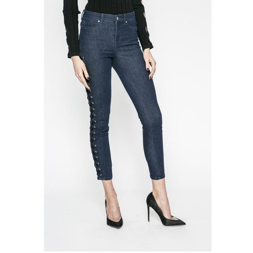 - jeansy 1981 marki Guess jeans