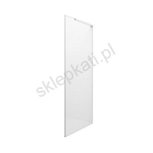 ROCA METROPOLIS Ścianka boczna 100x195, szkło transparentne z Maxi Clean AMP3510012M (8433290396324)