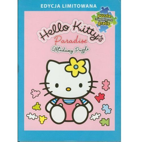 Tim film studio Hello kitty's paradise - układamy puzzle