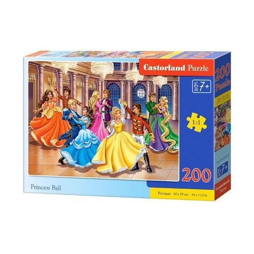 Puzzle 200 Princess Ball