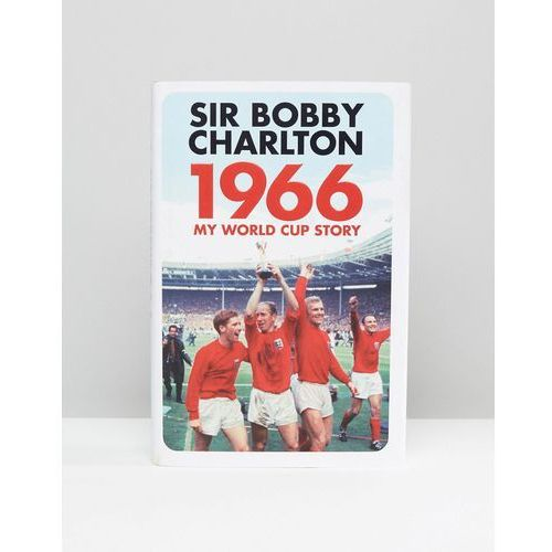 1966 my world cup story by bobby charlton book - multi, marki Books