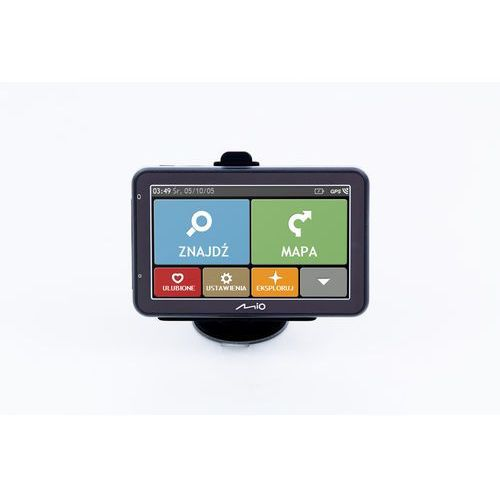 GPS Spirit 7500 marki MIO