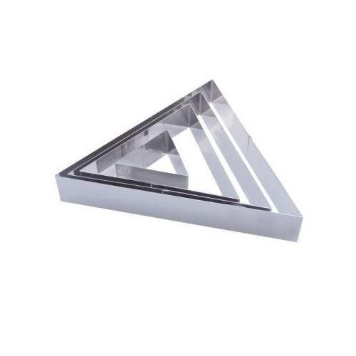 Tom-gast Forma do ciasta trójkątna