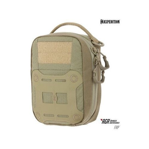 Maxpedition Kieszeń agr first response pouch tan frptan