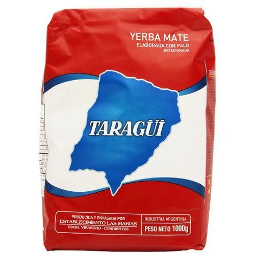YERBA MATE 1kg TARAGUI Con Palo Herbata paragwajska | DARMOWA DOSTAWA OD 150 ZŁ!