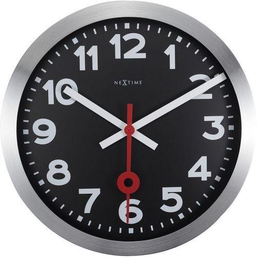 Nextime - zegar ścienny station