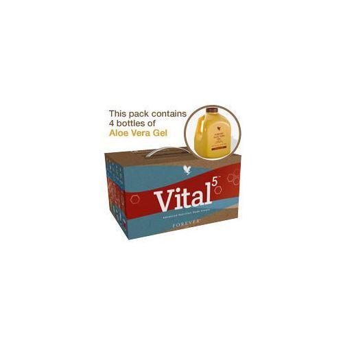 VITAL 5 z Forever Aloe Vera Gel (Pozostałe leki chorób stawów i kości)