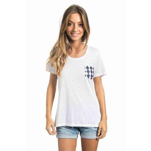 koszulka RIP CURL - Yooko Tee Optical White (3262) rozmiar: L, kolor biały
