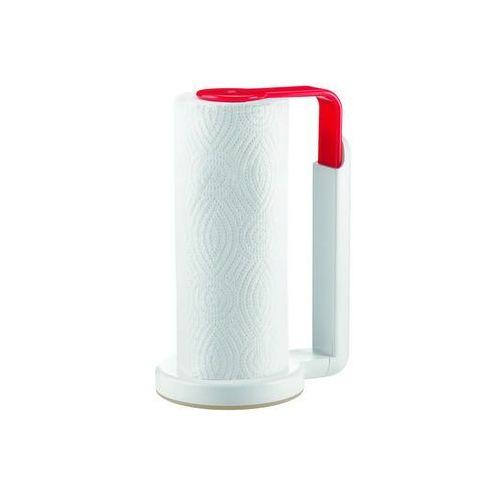- tidy & store - stojak na ręczniki kitchen active, czerwony - czerwony marki Guzzini
