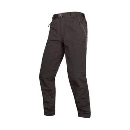 Spodnie ENDURA Hummvee Zip-Off II czarny / Rozmiar: S (5055939924762)