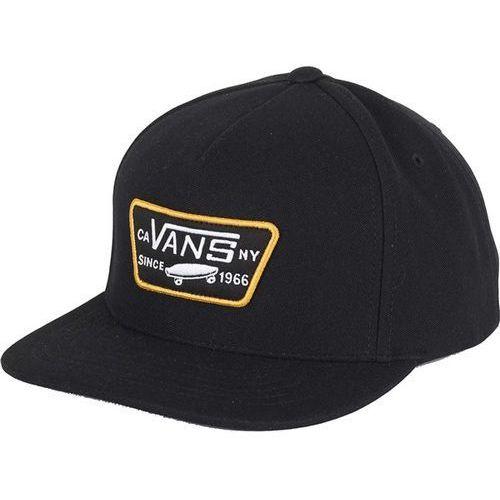 czapka z daszkiem VANS - Full Patch Snapba Black-Tawny Oli (KWG) rozmiar: OS