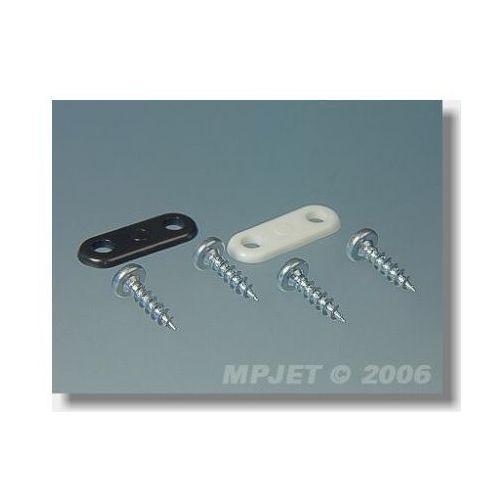 Mocowanie pręta podwozia płaskie małe mp-jet marki Mp jet