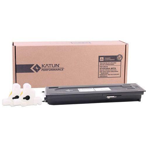 Toner 26014 black do kopiarek kyocera (zamienniki kyocera tk-410 / tk-435) [15k] marki Katun