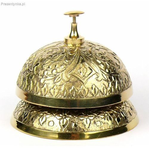 Dzwonek hotelowy do recepcji na prezent