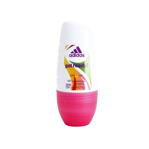 Adidas Cool & Care Get Ready! Women 50 ml dezodorant w kulce - blisko 700 punktów odbioru w całej Polsce! Szybka dostawa! Atrakcyjne raty! Dostawa w 2h - Warszawa Poznań (3607349805357)