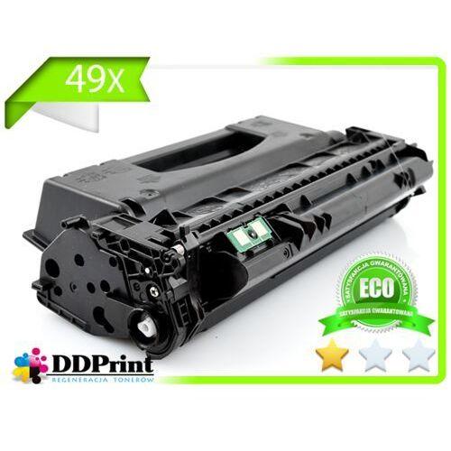 Toner 49x - q5949x do hp laserjet 1320, 1320n, 1320dn, 3390, 3392 - eco 6k - zamiennik marki Dd-print