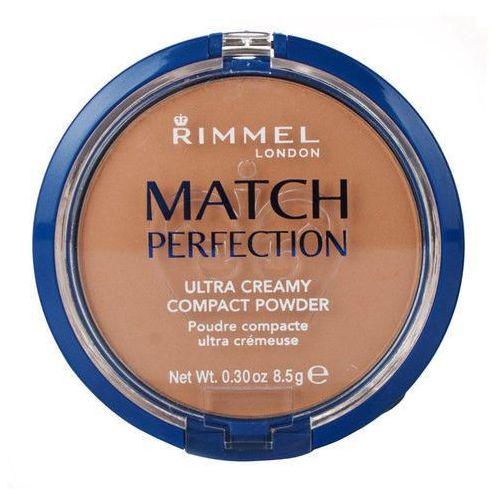 match perfection ultra creamy compact powder 8,5g w puder 100 ivory marki Rimmel london