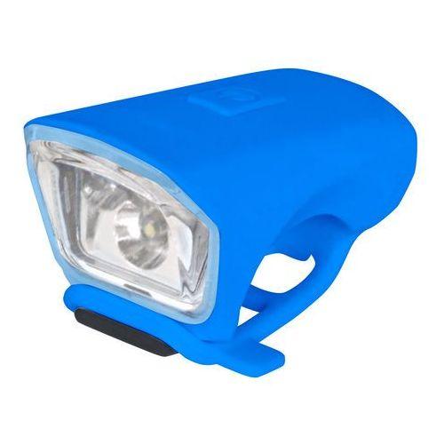 przednia lampka rowerowa vision 2.0 blue marki Just one