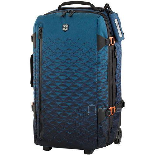 Victorinox Vx Touring Expandable Medium Duffel średnia torba na kółkach - Dark Teal (7613329036860)