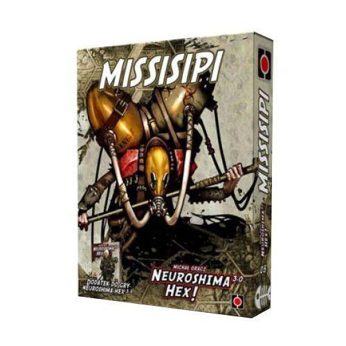 OKAZJA - Neuroshima HEX: Missisipi (edycja 3.0)
