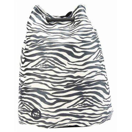 torebka MI-PAC - Swing Bag Canvas Zebra Black/White (004) rozmiar: OS