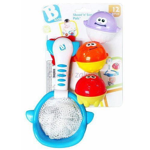 B-Kids Skaczące piłeczki kąpielowe 4856
