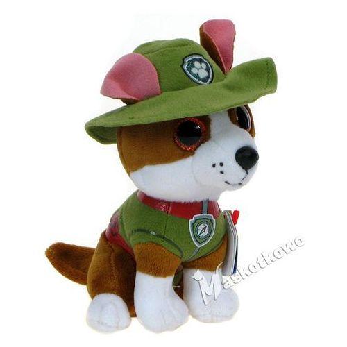 Ty Psi patrol -- maskotka z błyszczącymi oczami - tracker
