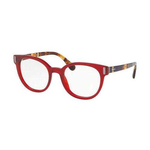 Prada Okulary korekcyjne pr06tv acb1o1
