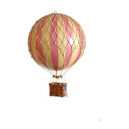 Authentic models balon travels light, różowy ap161p