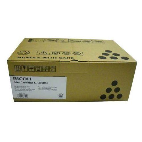 Ricoh oryginalny toner 406990, 404646, 407646, black, 6400s, Ricoh SP3500XE, 406990
