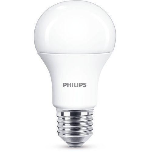 Żarówka LED Philips 8718696577059, 11 W = 75 W, 1055 lm, 2700 K, ciepła biel, 230 V, 15000 h, 929001234458