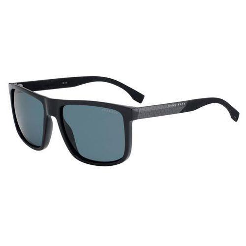 Okulary słoneczne boss 0879/s polarized 0j7/ra marki Boss by hugo boss