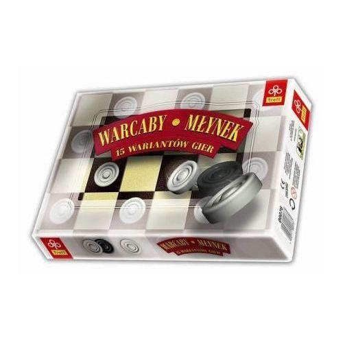 Gra TREFL Warcaby i młynek - produkt z kategorii- Gry dla dzieci